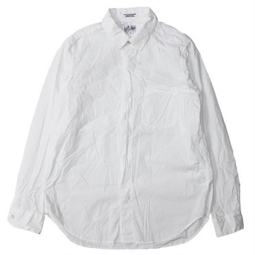 "FWK By ENGINEERED GARMENTS(エフダブリューケー バイ エンジニアド ガーメンツ)""Short Collar Shirt - Super Fine Poplin"""