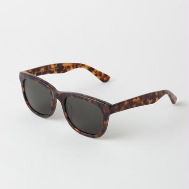 Han Kjøbenhavn(ハンコペンハーゲン) - WOLFGANG sunglasses-AMBER【再入荷】