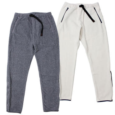 "Battenwear(バテンウェア)""WARM-UP FLEECE PANTS""HEATHER GRAY/IVORY【2015 F/W】"
