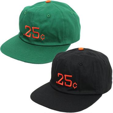 """QUARTERSNACKS(クォータースナックス)""""25'S CAP"""""""