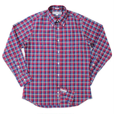 INDIVIDUALIZED SHIRT(インディビジュアライズドシャツ)1911 CHECK STANDARD FIT /A07RBP