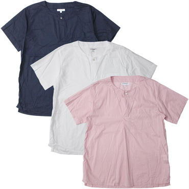 "ENGINEERED GARMENTS(エンジニアード ガーメンツ)""MED Shirt - High Count Cotton Lawn"""