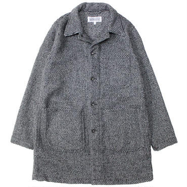 "Engineered Garments WORKADAY(エンジニアード ガーメンツ ワーカーデイ)""Shop Coat - Tri Blend Wool Tweed"""