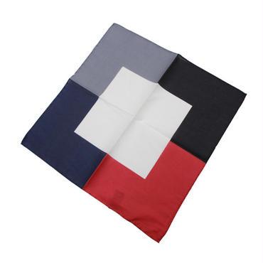 """Engineered Garments(エンジニアード ガーメンツ)""""5 Color Pocket Square"""""""