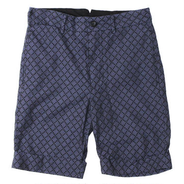 "Engineered Garments(エンジニアードガーメンツ)""Cinch Short - Diamond Jacquard"""