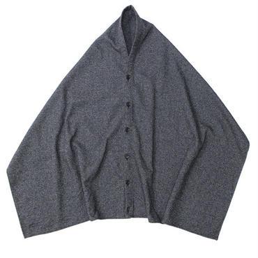 "ENGINEERED GARMENTS(エンジニアードガーメンツ)""Button Shawl - Wool Homespun"""