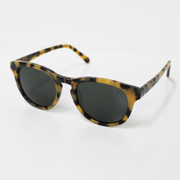 "Han Kjøbenhavn(ハンコペンハーゲン)""TIMELESS Sunglasses(GREEN)""ARMY"