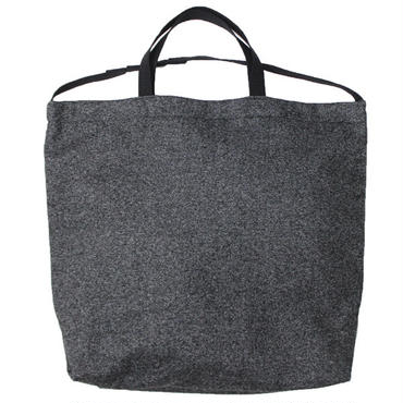 "ENGINEERED GARMENTS(エンジニアード ガーメンツ)""Carry All Tote w/ Strap - Wool Homespun"""