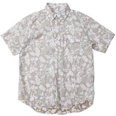 "ENGINEERED GARMENTS(エンジニアードガーメンツ)""Popover BD Shirt - Floral Printed Lawn"""