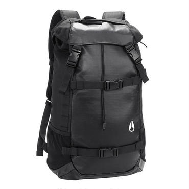 "NIXON(ニクソン)""LANDLOCK II BACKPACK"" Black【再入荷】"