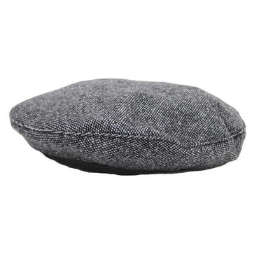 "Engineered Garments(エンジニアードガーメンツ)""Beret - Wool Homespun"""