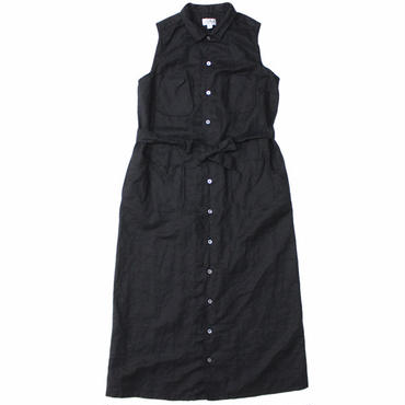 "FWK By ENGINEERED GARMENTS(エフダブリューケー バイ エンジニアド ガーメンツ)""Classic Shirt Dress - Handkerchief Linen"""