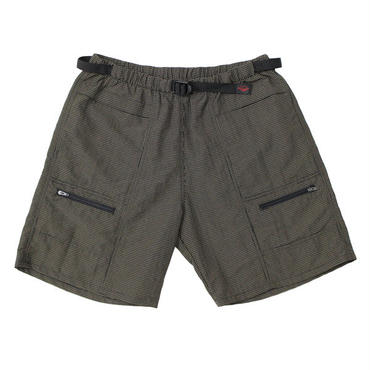 Battenwear(バッテンウェア)- CAMP SHORTS -BLACK CHECK