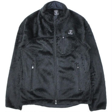 "South2 West8(サウスツーウエストエイト)""Boulder Jacket - Polartec / Poly Velour Solid"""