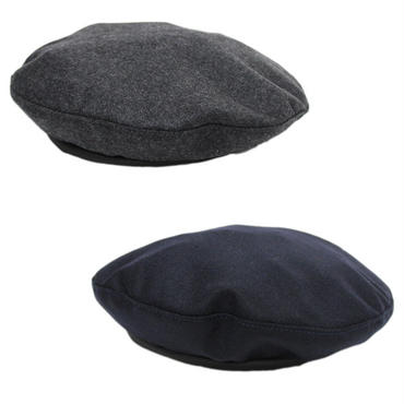 "Engineered Garments(エンジニアードガーメンツ)""Beret - Worsted Heavy Wool"""