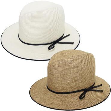 "Ladies' /KIJIMA TAKAYUKI(レディース キジマ タカユキ)""PAPER BRAID RIBON BRIM HAT [No.W-181138]"""