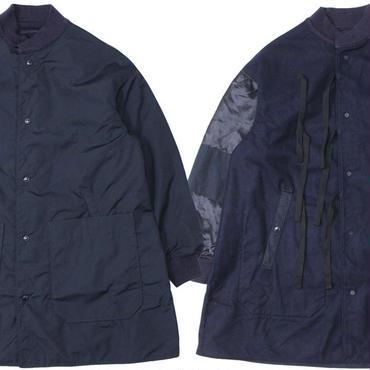 "Engineered Garments(エンジニアードガーメンツ)""Liner Jacket / Melton - PC Poplin"""