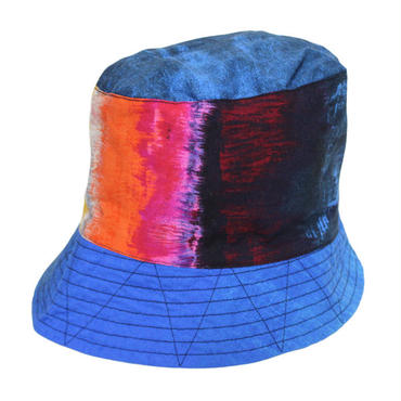 "Engineered Garments(エンジニアード ガーメンツ)""Bucket Hat - Sunset Burst"""