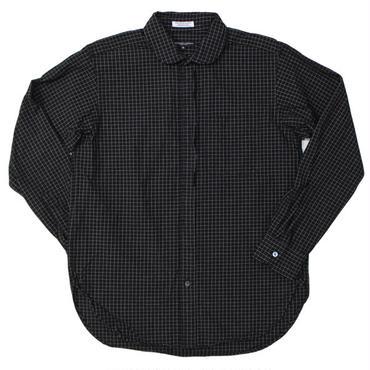 "Engineered Garments(エンジニアードガーメンツ)""Rounded Collar Shirt - Graph Check"""