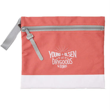 "YOUNG&OLSEN The DRYGOODS STORE(ヤング&オルセン ドライグッズ ストア)""OUTDOOR CLASSIC POUCH L"""