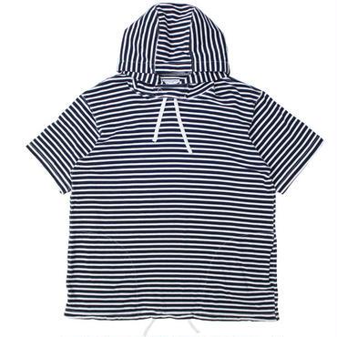 "ENGINEERED GARMENTS(エンジニアード ガーメンツ)""Short Sleeve Hoody - St. Cotton Jersey"""