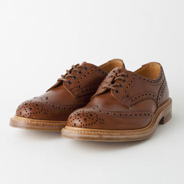 Tricker's(トリッカーズ)- BOURTON M5633  Leather Sole -GOLD MC