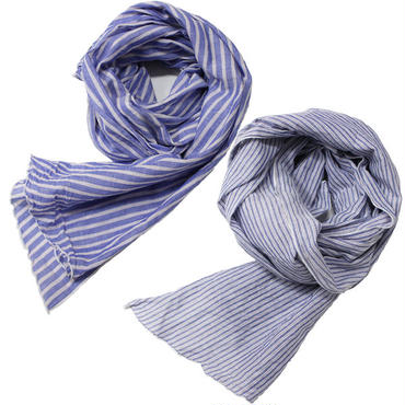 "Engineered Garments(エンジニアード ガーメンツ)""Long Scarf - Stripe"""