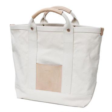 "Hender Scheme(エンダースキーマ)""campus bag small"" natural"