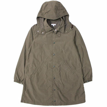 "ENGINEERED GARMENTS(エンジニアード ガーメンツ)""Ground Duster - 4.5oz Waxed Cotton"""