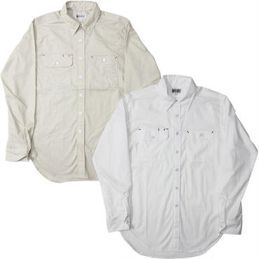 "Engineered Garments WORKADAY(エンジニアード ガーメンツ ワーカーデイ)""Utility Shirt - Cotton Broadcloth"""