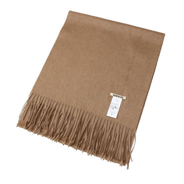 "AURALEE(オーラリー)""BABY CAMELHAIR NARROW STOLE"""