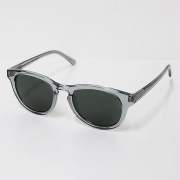 "Han Kjøbenhavn(ハンコペンハーゲン)""TIMELESS SUN sunglass(GREEN"")GREY"