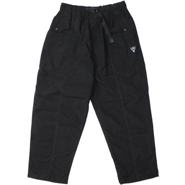 "South2 West8(サウスツーウエストエイト)""Belted Center Seam Pant - Wax Coating"""