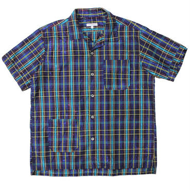 "Ladies' /ENGINEERED GARMENTS(レディース エンジニアード ガーメンツ)""Camp Shirt for Woman - Glitter Plaid"""
