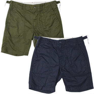 "Engineered Garments(エンジニアードガーメンツ)""Fatigue Short - 7oz Cotton Twill"""