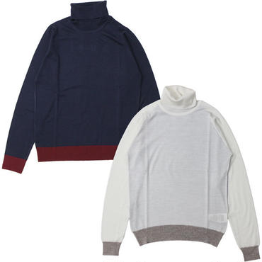 "Ladies' /JOHN SMEDLEY(ジョンスメドレー)""A3841  WOMENS SWEATER RC LS"""