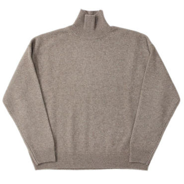 "Ladies' /AURALEE(レディース オーラリー)""BABY CASHMERE KNIT TURTLE NECK P/O"""