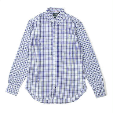 Gitman Vintage(ギットマン ビンテージ)- Button Down Shirt -Zephyr Gingham -Black