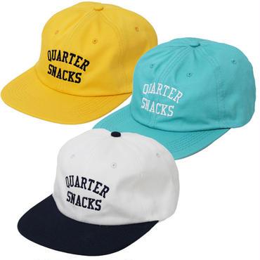 """QUARTERSNACKS(クォータースナックス)""""Classic Cap"""""""