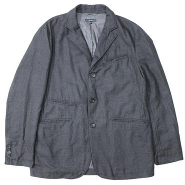 "ENGINEERED GARMENTS(エンジニアード ガーメンツ)""Andover Jacket - Heather Worsted Wool Flannel"""