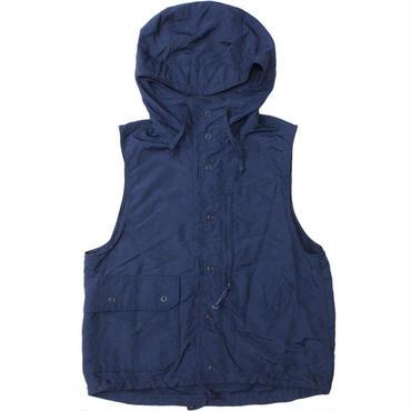 "Engineered Garments(エンジニアードガーメンツ)""Field Vest - 4-Ply Nylon Taslan"""