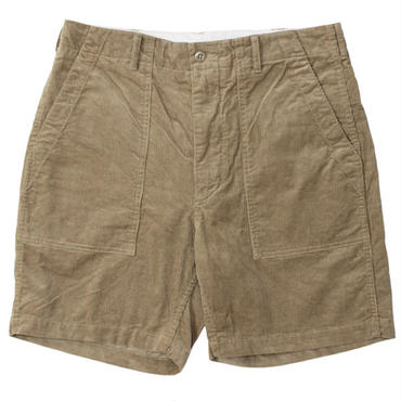 "Engineered Garments(エンジニアードガーメンツ)""Fatigue Short - 14W Corduory"""