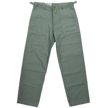 "Engineered Garments WORKADAY(エンジニアード ガーメンツ ワーカーデイ)""Fatigue Pant -  Cotton Reversed Sateen"""