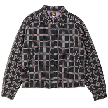 "NEEDLES(ニードルス)""Sport Jacket - C/R Dobby Plaid"""
