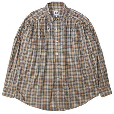"AiE(エーアイイー)""Painter Shirt - Cotton Plaid"""