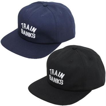 "POLAR SKATE CO.(ポーラー スケート カンパニー)""TRAIN BANKS CAP"""
