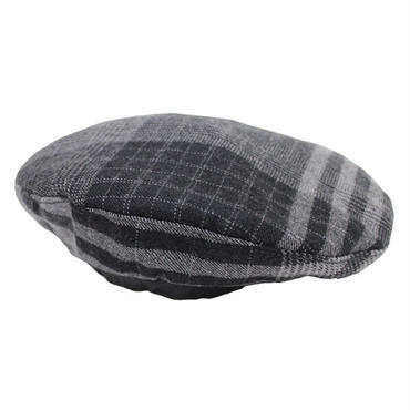 "Engineered Garments(エンジニアードガーメンツ)""Beret - Worsted Wool Plaid"""