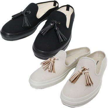 "Hender Scheme(エンダースキーマ)""PARALLEL/ PEAK with tassels"""
