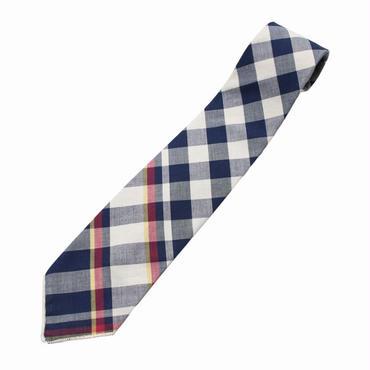 """Engineered Garments(エンジニアード ガーメンツ)""""Neck Tie - Big Plaid Madras"""""""