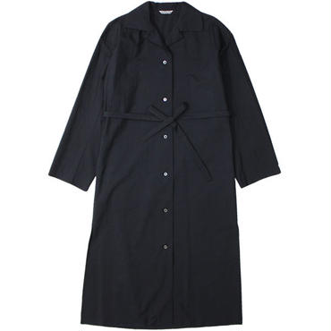 "Ladies' /AURALEE(レディース オーラリー)""SELVEDGE WEATHER CLOTH LONGSHIRT DRESS"""